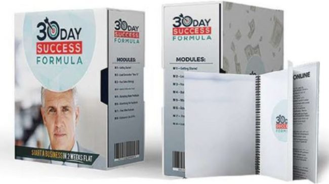 30-Day Success Formula Review: Is 30-Day Success Formula A Scam or Legit?